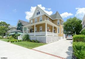 419 Ocean Avenue, Ocean City, New Jersey 08226, 7 Bedrooms Bedrooms, 16 Rooms Rooms,5 BathroomsBathrooms,Residential,For Sale,Ocean Avenue,529938