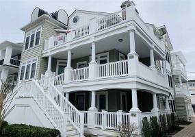 913 Wesley, Ocean City, New Jersey 08226, 5 Bedrooms Bedrooms, 10 Rooms Rooms,3 BathroomsBathrooms,Condominium,For Sale,Wesley,533185