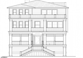 934 Haven Ave, Ocean City, New Jersey 08226, 5 Bedrooms Bedrooms, 11 Rooms Rooms,3 BathroomsBathrooms,Condominium,For Sale,Haven Ave,537757