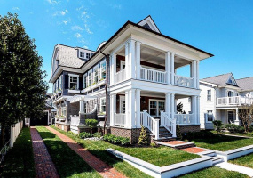 418 Waverly, Ocean City, New Jersey 08226, 5 Bedrooms Bedrooms, 16 Rooms Rooms,4 BathroomsBathrooms,Residential,For Sale,Waverly,538511