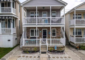 3829 West Ave, Ocean City, New Jersey 08226, 3 Bedrooms Bedrooms, 9 Rooms Rooms,2 BathroomsBathrooms,Condominium,For Sale,West Ave,542200