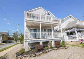 1462 West, Ocean City, New Jersey 08226, 4 Bedrooms Bedrooms, 8 Rooms Rooms,2 BathroomsBathrooms,Condominium,For Sale,West,543002