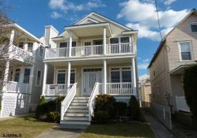 1409 West 1st Floor, Ocean City, New Jersey 08226, 3 Bedrooms Bedrooms, 8 Rooms Rooms,2 BathroomsBathrooms,Condominium,For Sale,West 1st Floor,543304