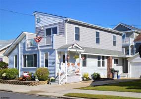 29 Sunset Pl, Ocean City, New Jersey 08226, 5 Bedrooms Bedrooms, 10 Rooms Rooms,2 BathroomsBathrooms,Residential,For Sale,Sunset Pl,543373