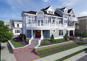 525 Waverly, Ocean City, New Jersey 08226, 5 Bedrooms Bedrooms, 10 Rooms Rooms,5 BathroomsBathrooms,Residential,For Sale,Waverly,543537
