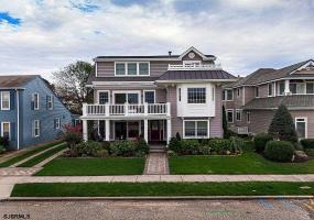 213 Bay, Ocean City, New Jersey 08226, 4 Bedrooms Bedrooms, 11 Rooms Rooms,3 BathroomsBathrooms,Residential,For Sale,Bay,543925