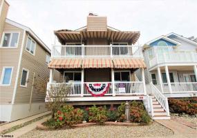 4305 West, Ocean City, New Jersey 08226, 3 Bedrooms Bedrooms, 8 Rooms Rooms,2 BathroomsBathrooms,Condominium,For Sale,West,544002