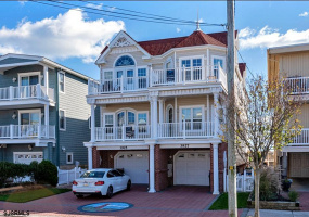 3925-27 Central, Ocean City, New Jersey 08226, ,Multi-family,For Sale,Central,544032