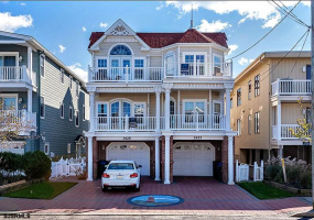 3925 Central Ave, Ocean City, New Jersey 08226, 4 Bedrooms Bedrooms, 8 Rooms Rooms,3 BathroomsBathrooms,Condominium,For Sale,Central Ave,544034