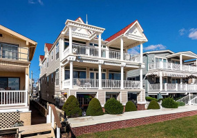 3927 Central Ave, Ocean City, New Jersey 08226, 4 Bedrooms Bedrooms, 8 Rooms Rooms,3 BathroomsBathrooms,Condominium,For Sale,Central Ave,544035
