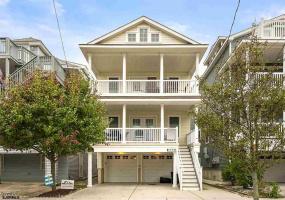 808 7th St, Ocean City, New Jersey 08226, 3 Bedrooms Bedrooms, 6 Rooms Rooms,2 BathroomsBathrooms,Condominium,For Sale,7th St,544105