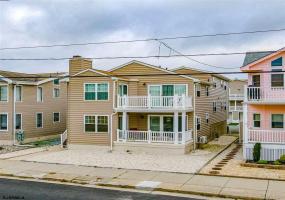 3508 Central, Ocean City, New Jersey 08226, 4 Bedrooms Bedrooms, 8 Rooms Rooms,2 BathroomsBathrooms,Condominium,For Sale,Central,544111