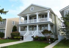 2339 Simpson, Ocean City, New Jersey 08226, 3 Bedrooms Bedrooms, 8 Rooms Rooms,2 BathroomsBathrooms,Condominium,For Sale,Simpson,544135