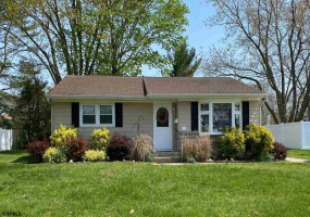 15 Princeton Road, Somers Point, New Jersey 08244, 2 Bedrooms Bedrooms, 6 Rooms Rooms,1 BathroomBathrooms,Residential,For Sale,Princeton Road,544466