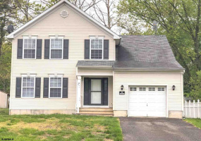 445 Poplar, Galloway Township, New Jersey 08205, 3 Bedrooms Bedrooms, 6 Rooms Rooms,2 BathroomsBathrooms,Residential,For Sale,Poplar,544476