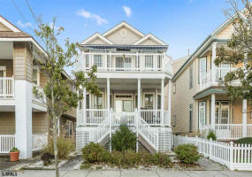 812 First St., Ocean City, New Jersey 08226, 3 Bedrooms Bedrooms, 8 Rooms Rooms,2 BathroomsBathrooms,Condominium,For Sale,First St.,544278